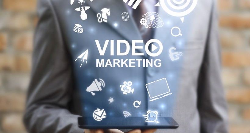 Video Marketing Concept for SEO